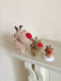 Three Little Reindeer